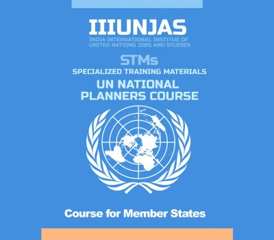 UN National Planners Course